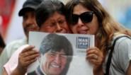 Mexico verleent opgestapte Boliviaanse president Evo Morales politiek asiel