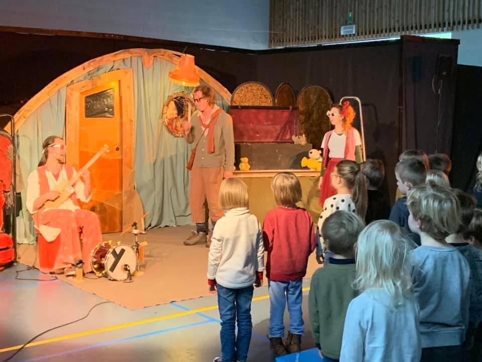 Gratis theatervoorstelling voor alle scholen (Glabbeek) - Het Nieuwsblad