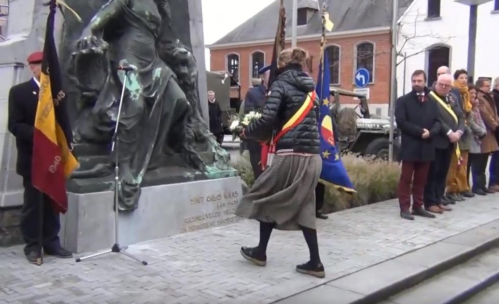 VIDEO. Slachtoffers wereldoorlogen ingetogen herdacht