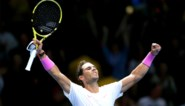 Rafael Nadal blijft op koers voor halve finales ATP Finals na straffe comeback tegen Daniil Medvedev