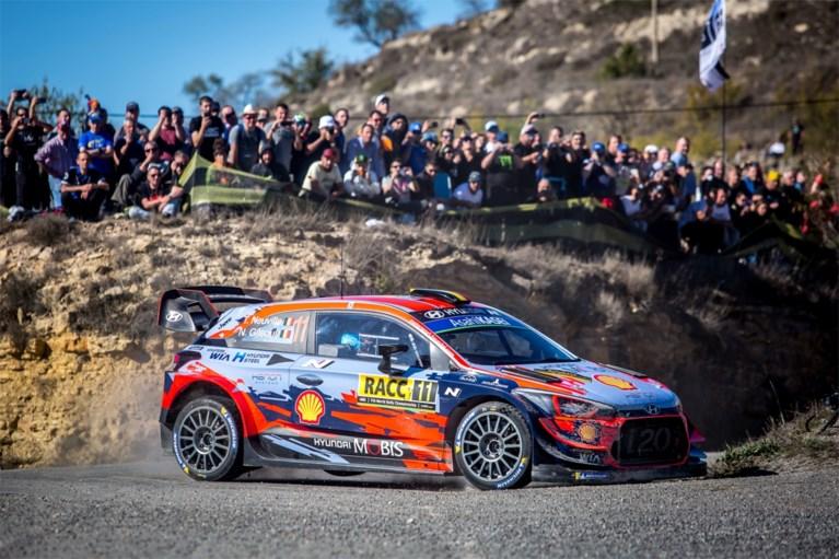 """Thierry Neuville over samenwerking met wereldkampioen Hyundai: """"Een heel speciale reis"""""""