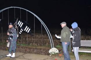 FOTO. Herdenking 11 nov in Ursel en Lotenhulle
