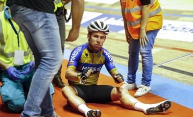 Gehavende Mark Cavendish kan starten in tweede avond Zesdaagse van Gent