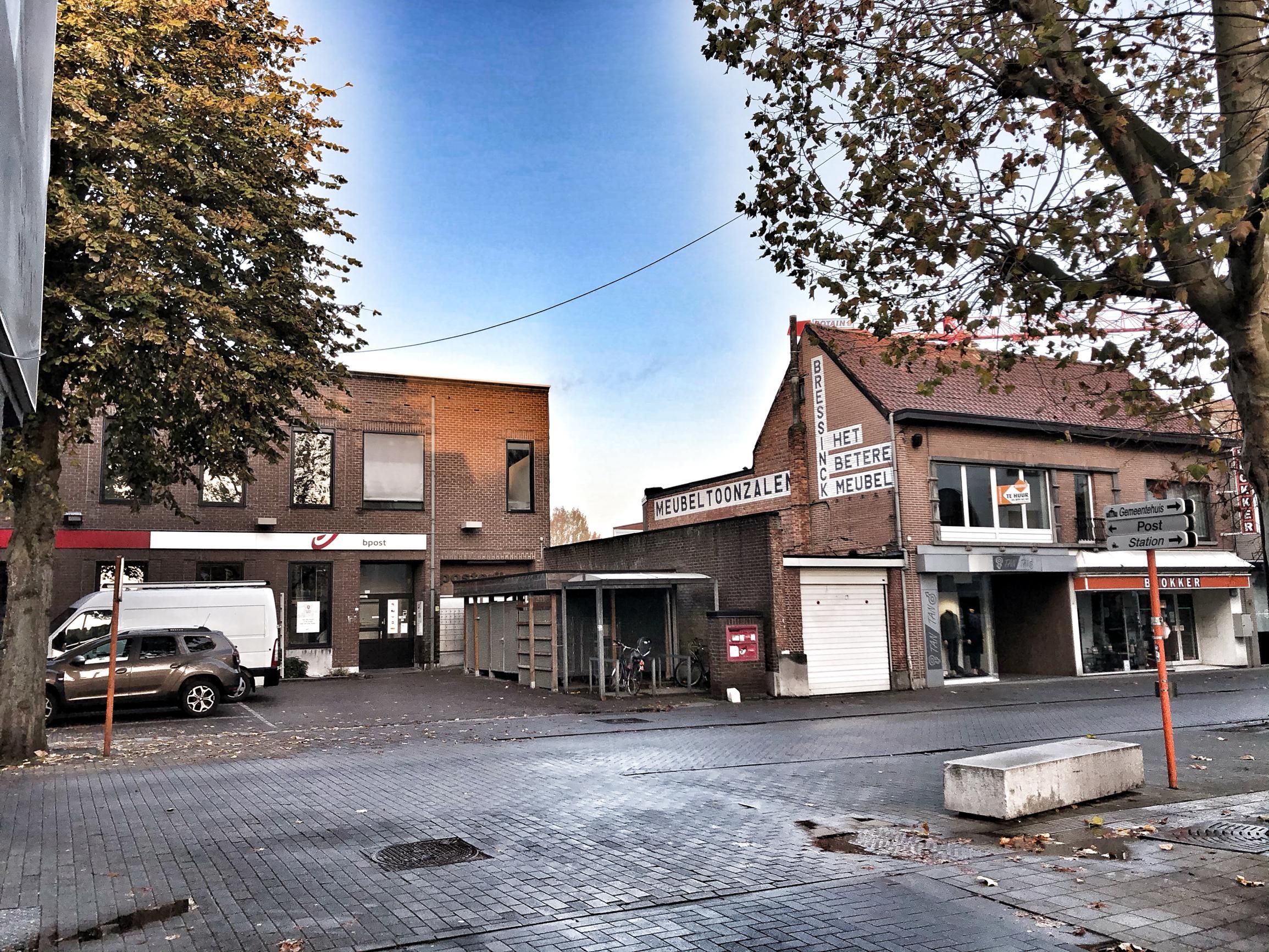 Gemeente doet geheim bod op postgebouw (Bornem) - Het Nieuwsblad