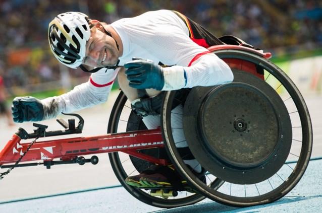 Peter Genyn grijpt net naast nieuwe wereldwereldtitel op 100 meter WK para-atletiek