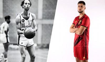 """Elias Cobbaut leek voorbestemd om een basketter te worden: """"Maar hij trapte meer tegen de bal dan dat hij ermee gooide"""""""