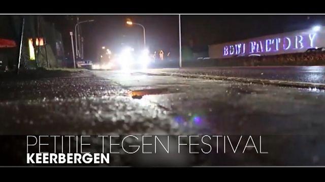 VIDEO. Meer dan 100 Keerbergenaren dienen petitie in tegen winterfestival rond de Molen