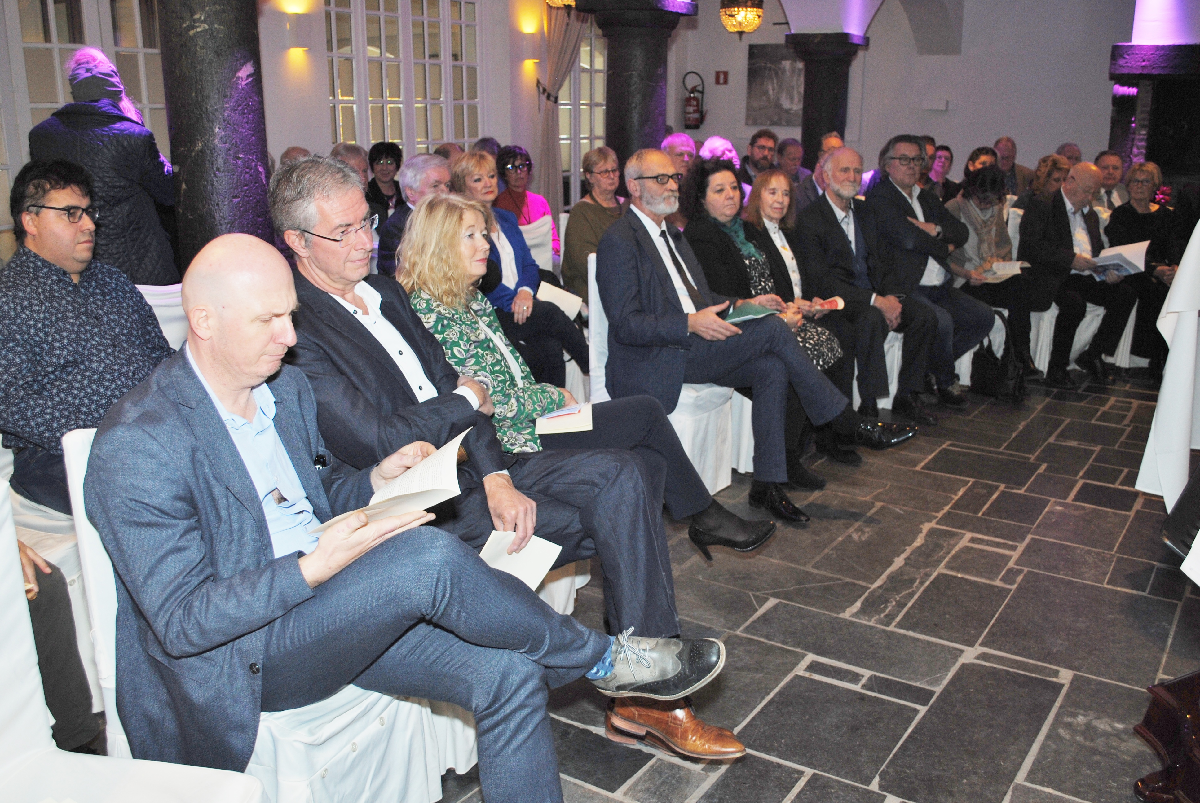 Vlaamse Sabamvrienden VSV vieren 70-jarig bestaan