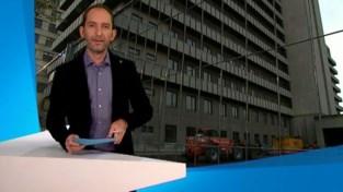 VIDEO. Afbraakwerken Sint-Pietersziekenhuis Leuven zijn begonnen