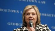 """Hillary Clinton zet deur op een kier: """"Ik sta onder zware druk om voor presidentschap te gaan"""""""