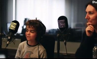 """5-jarig zoontje van Christophe Lambrecht organiseert actie voor goede doel: """"Nooit meer papa's wiens hart stopt met kloppen"""""""