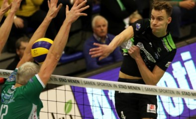 Euromillions Volley League: Achel wint inhaalduel in Menen
