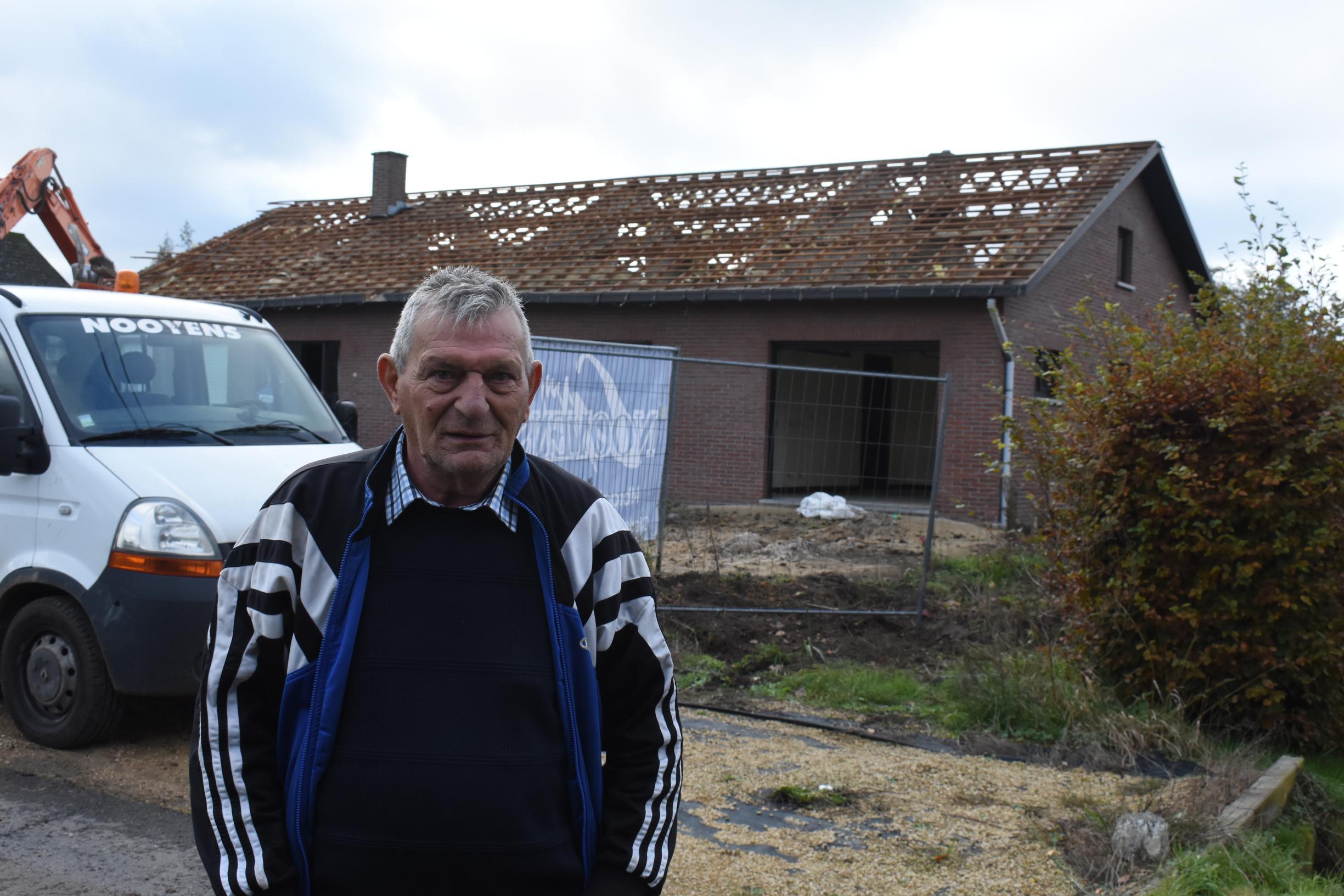 Provincie start met afbraak woning in overstromingsgebied (Balen) - Het Nieuwsblad