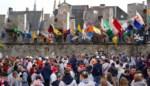 'Grootste studentengrap ooit' herdacht in Gravensteen