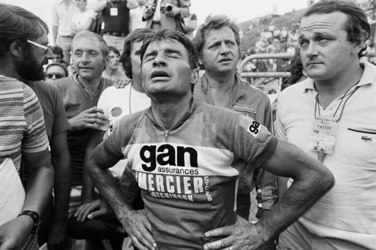 Eddy Merckx : ''Frankrijk verliest met Poupou een monument van een sportman en mens''