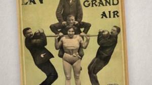 Athléta, de sterkste vrouw ter wereld