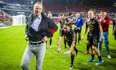 """Spelers KV Mechelen hopen dat Wouter Vrancken op post blijft: """"Door hem zijn we een ploeg geworden"""""""