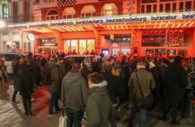 Ruim 2.000 mensen protesteren tegen besparingen in cultuursector