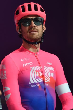Amerikaans kampioen Alex Howes verlengt bij EF Education First