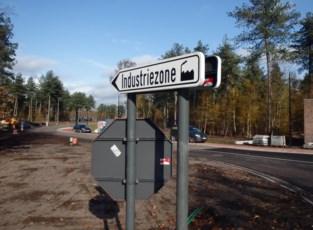 Nieuwe toegang bedrijvenpark verlost buurt vroeger dan verwacht van verkeersoverlast