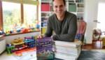 """Megafan Pieter viert 100 jaar POM: """"Ik heb elke strip al meer dan 50 keer gelezen en nóg moet ik lachen"""""""