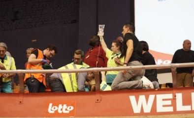 Operatie en complexe breuk voor G-sporter na spectaculaire val tijdens Gentse zesdaagse