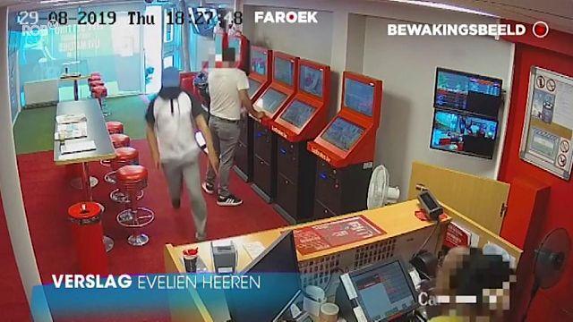 VIDEO. Politie op zoek naar overvaller van gokkantoor in Kortenberg
