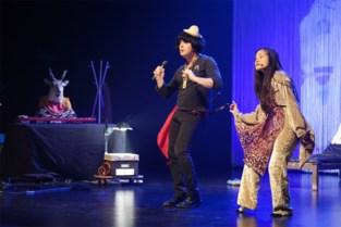 """De Piepkes brengen een 'operaar' over magisch poephaar. """"Boegeroep op het einde van de voorstelling, heerlijk!"""""""