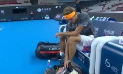 Speelde Zverev vals tijdens ATP Finals? Titelverdediger ontkent dat hij zijn smartphone gebruikte