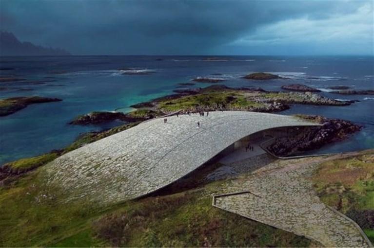 Noorwegen krijgt nieuwe attractie voor wie van walvissen houdt