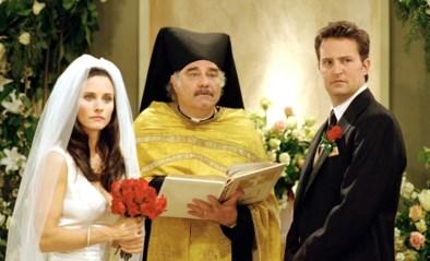 """Ze speelden koppel Chandler en Monica in 'Friends', maar """"Matthew Perry is echt altijd verliefd geweest op Courteney Cox"""""""