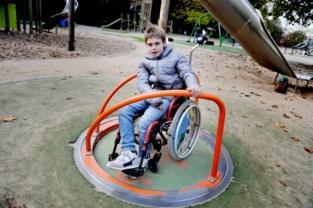 Eerste rolstoelvriendelijke speeltuigen tegen 2021