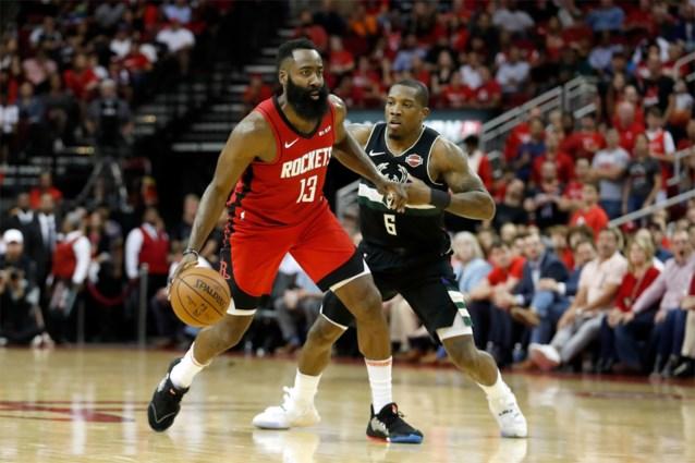 Harden helpt Houston Rockets met 47 punten voorbij LA Clippers