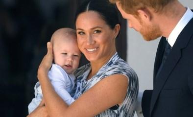 Vertederende foto van prins Charles, Harry en baby Archie opgedoken