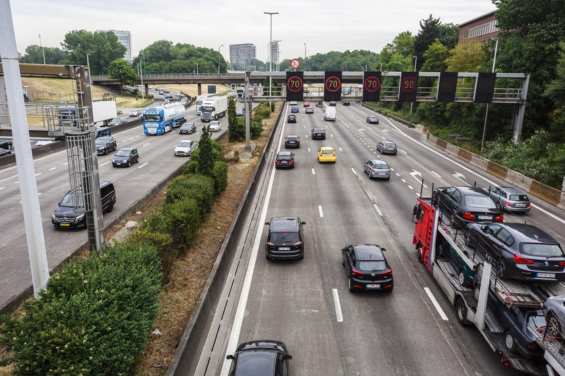 Oprit Borgerhout twee nachten afgesloten voor werken, mogeli... (Antwerpen) - Het Nieuwsblad