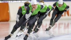 """Het Belgische schaatsen leeft, met vijf landgenoten aan de start van eerste wereldbeker: """"Het is best leuk"""""""