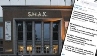 """SMAK sluit hele dag de deuren uit protest tegen besparingen op cultuur: """"We willen een signaal geven"""""""