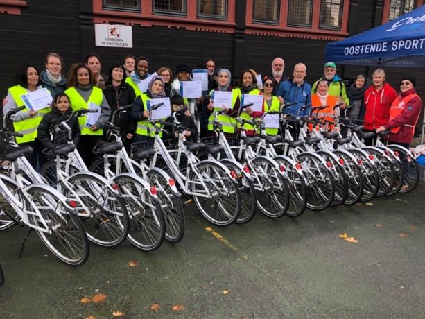 Oostende organiseert fietslessen voor volwassenen