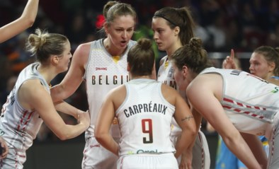 Een hapje: Belgian Cats winnen overtuigend hun eerste EK-kwalificatiewedstrijd (en zorgen voor héérlijk punt)