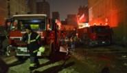 Zes mensen komen om in Egypte bij brand na lek in pijpleiding