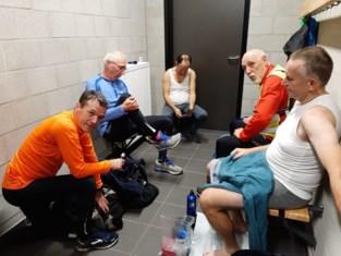 Diepenbeekse sporters willen met meer dan twee tegelijk douchen