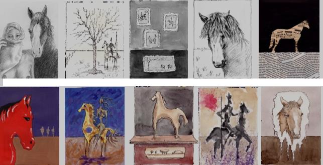 Kunstproject 'Paard' vindt zijn weg naar gemeentehuis Rumst