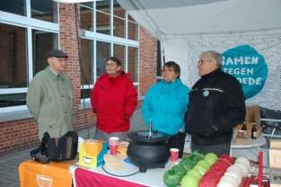 Solidaire kerstmarkt op 17 november