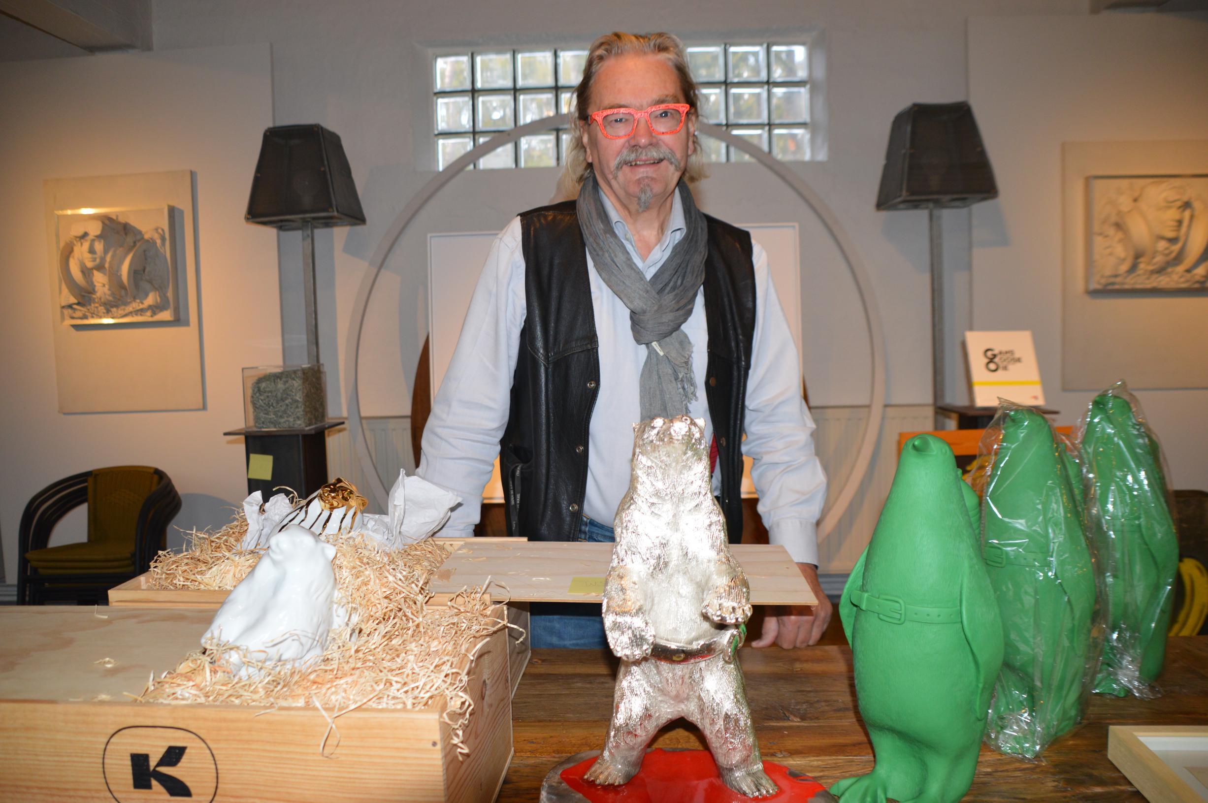 Kunst- en duivenverkoop steunen goede doelen (Malle) - Het Nieuwsblad