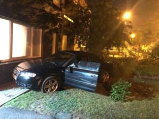 Celstraf voor drugskoerier die tijdens politieachtervolging crasht met wagen