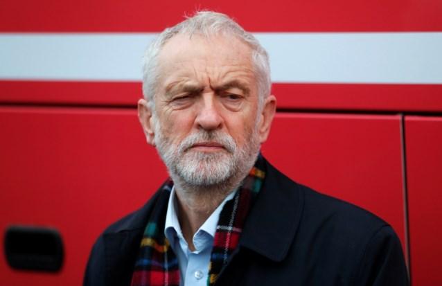 Jeremy Corbyn onder vuur omdat hij kritiek uit op dood van ISIS-leider al-Baghdadi