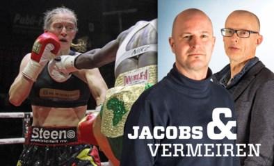 Een olympische topper ondersteun je, punt. Of willen ze Delfine Persoon nu echt knock-out meppen in de rush naar een olympische medaille?
