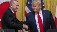 """Trump is """"grote fan"""" van Erdogan, maar twistpunten blijven na ontmoeting"""