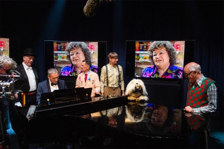 De allerlaatste clip van 'Samson en Gert' is opgenomen en wij waren er (samen met wijlen mevrouw Praline) bij