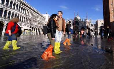 Noodtoestand uitgeroepen in Venetië